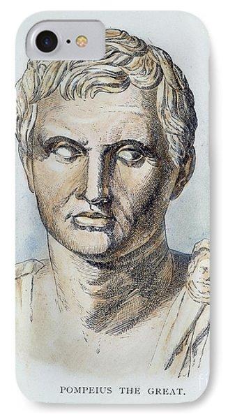 Pompey (106-48 B.c.) Phone Case by Granger