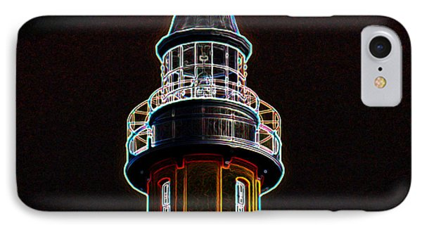 Ponce Inlet Lighthouse IPhone Case by Dennis Dugan