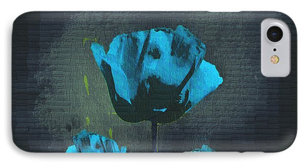 Poppies Fun 01 - Bb Phone Case by Variance Collections