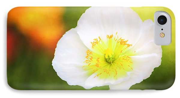 Poppy Of Peace IPhone Case by Darren Fisher