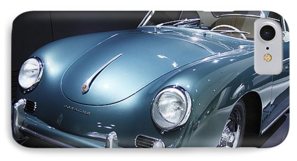 Porsche Museum 4 IPhone Case by Milena Boeva