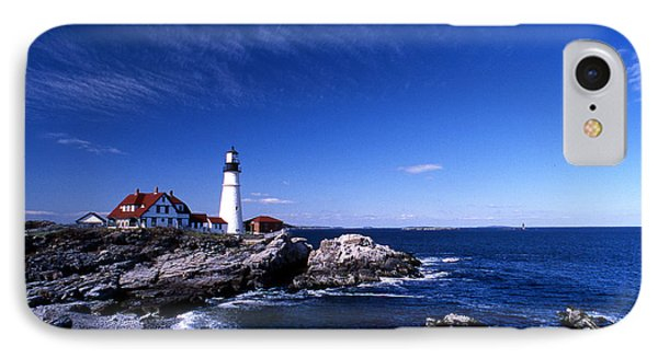 Portland Head Offshore IPhone Case