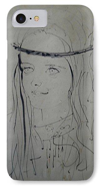 Portrait 1971 Colette Phone Case by Colette V Hera  Guggenheim