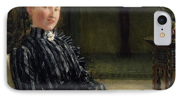 Portrait Of Mrs Ralph Sneyd IPhone Case