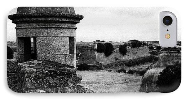 Portuguese Fortress Phone Case by Gaspar Avila