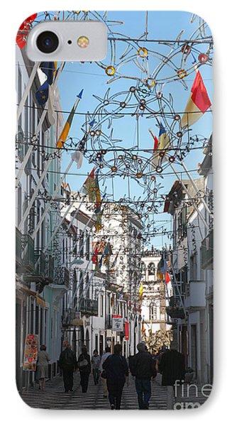 Portuguese Street Phone Case by Gaspar Avila