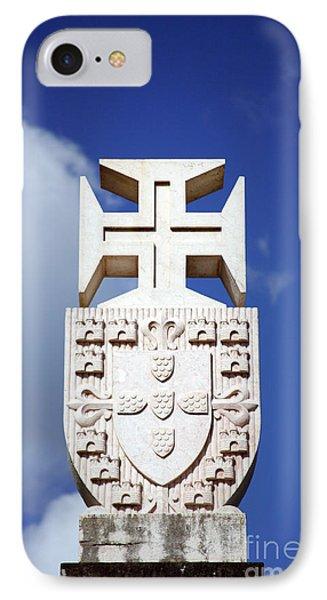 Portuguese Symbology IPhone Case by Gaspar Avila