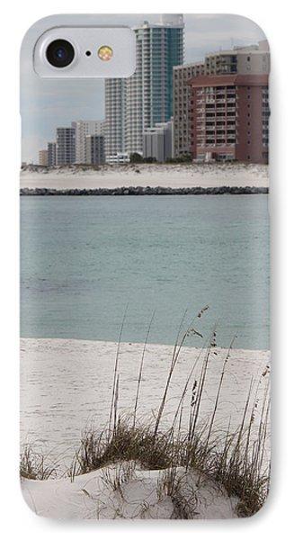 Postcard IPhone Case by Deborah Hughes