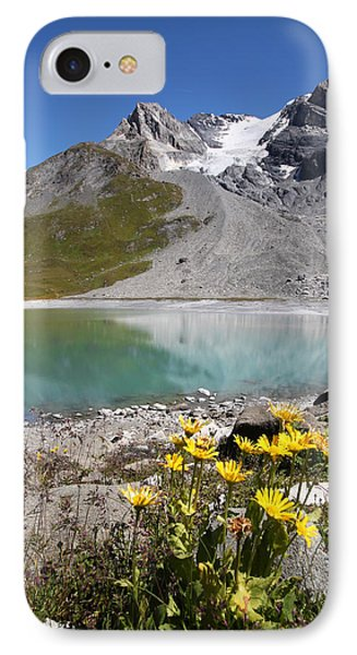 Postcard From Alpes Phone Case by Mircea Costina Photography