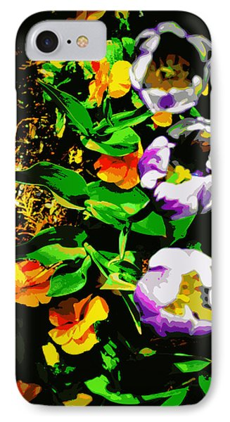 Poster Girls Phone Case by Diane montana Jansson