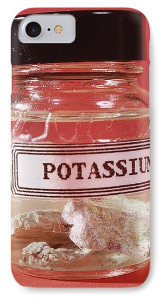 Potassium Phone Case by Andrew Lambert Photography