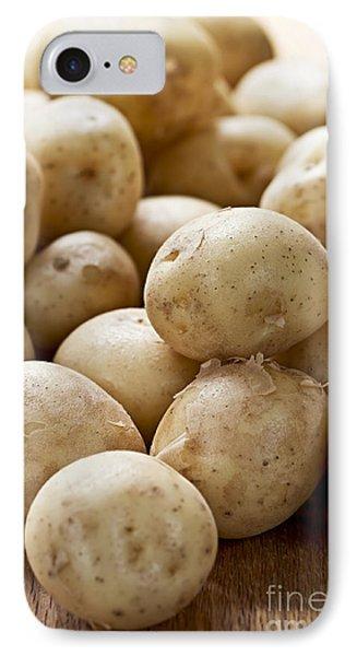 Potatoes Phone Case by Elena Elisseeva