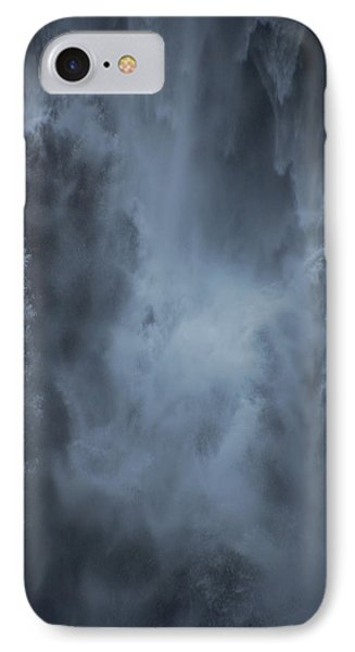 Power Of Water IPhone Case by Jonah  Anderson