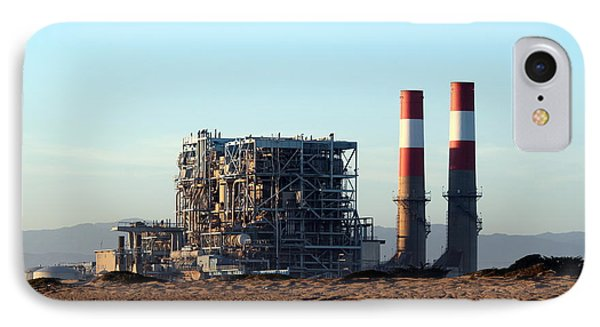 Power Station Phone Case by Henrik Lehnerer
