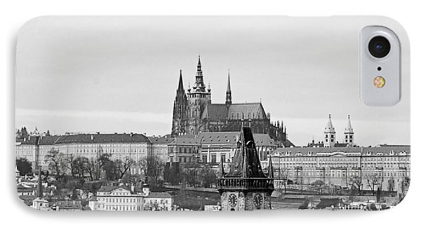 Prague - City Of A Hundred Spires Phone Case by Christine Till