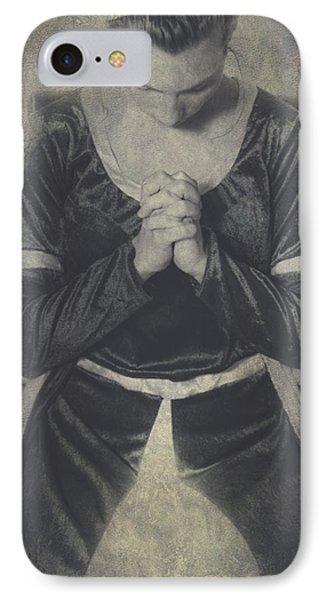 Prayer Phone Case by Joana Kruse