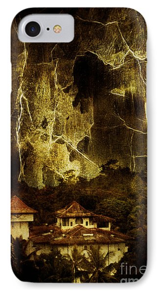 Premonitions Phone Case by Andrew Paranavitana