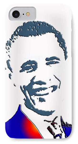 president of the United States IPhone Case