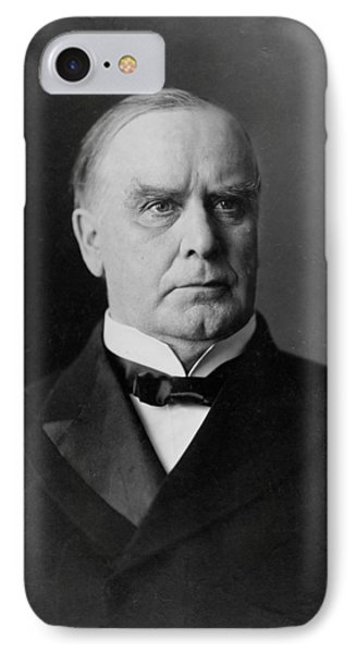 President William Mckinley Phone Case by International  Images