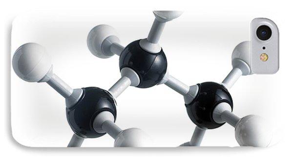 Propane Molecule Phone Case by