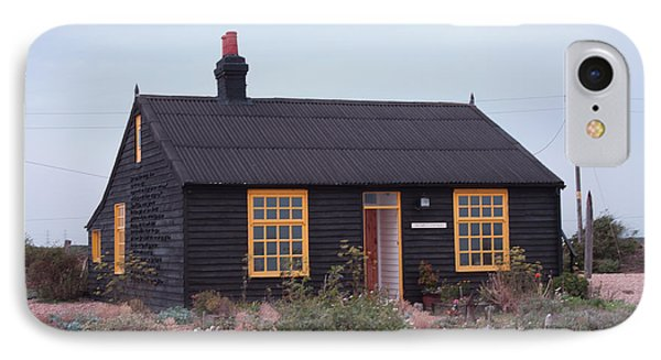 Prospect Cottage Derek Jarmen IPhone Case by Dawn OConnor