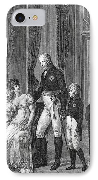 Prussian Royal Family, 1807 Phone Case by Granger