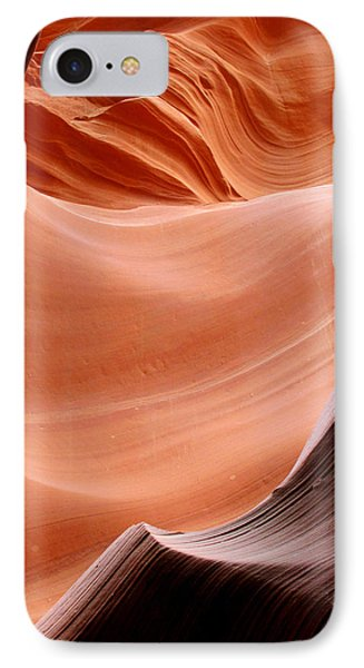 Psychedelic Art - Antelope Canyon Phone Case by Christine Till