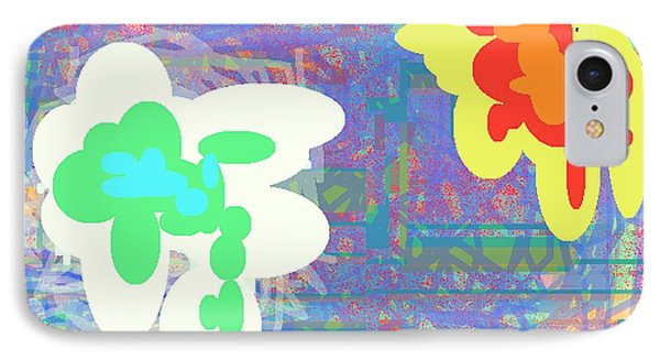 Psychedelic Drips Visit The Water Lilies IPhone Case