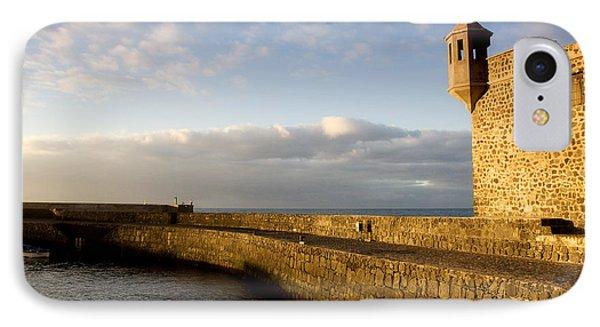 Puerto De La Cruz - Tenerife - Canary Island - Spain Phone Case by Fabrizio Troiani
