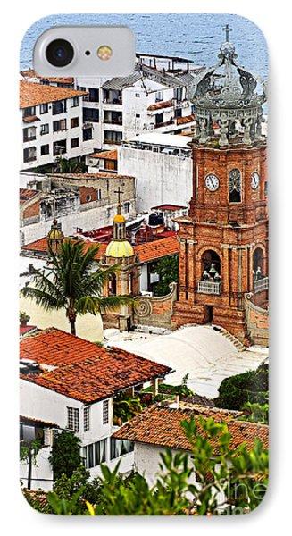 Puerto Vallarta IPhone Case by Elena Elisseeva