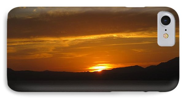IPhone Case featuring the photograph Puerto Vallarta Sunset by Marilyn Wilson