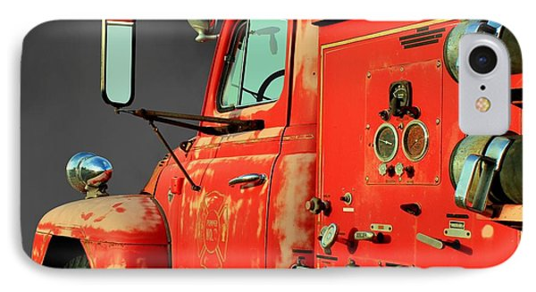 Pumper No. 2 - Retired IPhone Case by Betty Northcutt
