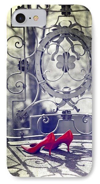 Pumps Phone Case by Joana Kruse