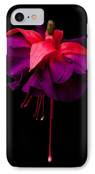 Purple And Pink Beauty Phone Case by Dawn OConnor
