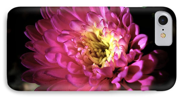 Purple Flower Phone Case by Sumit Mehndiratta