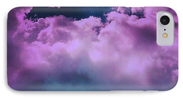Purple Haze IPhone Case by Cameron Bentley