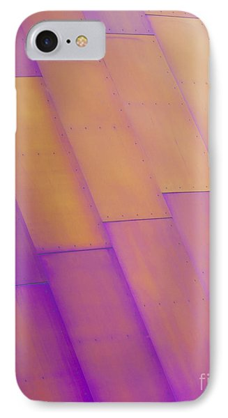 Purple Orange I IPhone Case