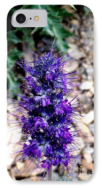 Purple Reign IPhone Case