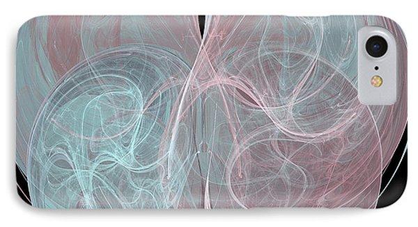 IPhone Case featuring the digital art Quadrant by Kim Sy Ok