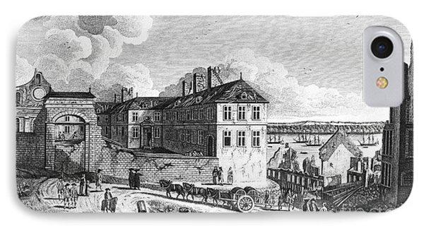Quebec: Ruins, 1761 Phone Case by Granger