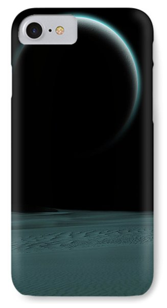 Quiet World IPhone Case by Angel Jesus De la Fuente