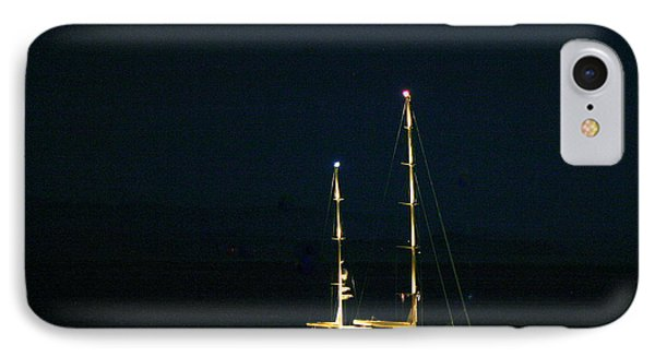 Radiance At Night IPhone Case