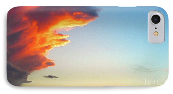 Raging Sky Phone Case by Michael Waters