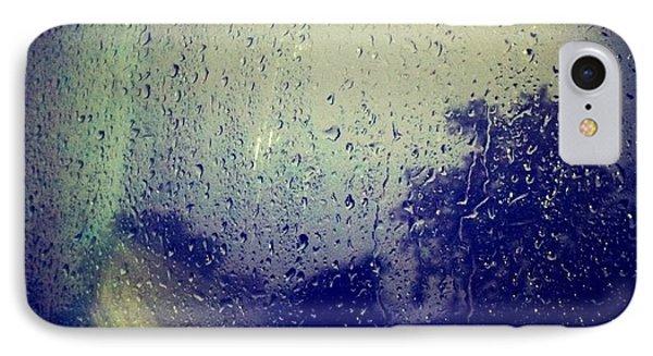 Rain Drops Phone Case by Sumit Jain