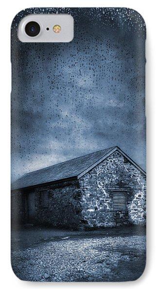 Rain Phone Case by Svetlana Sewell