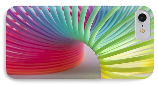 Rainbow 1 Phone Case by Steve Purnell