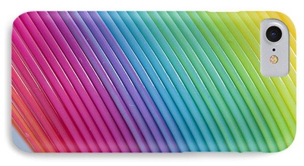 Rainbow 6 Phone Case by Steve Purnell