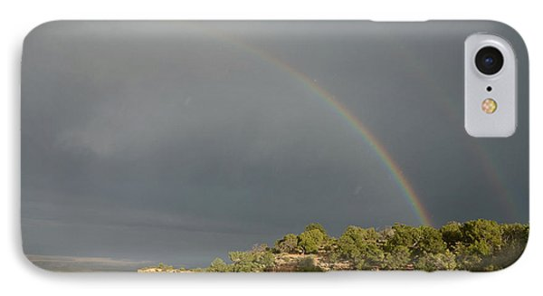 Rainbow At Grand Canyon IPhone Case