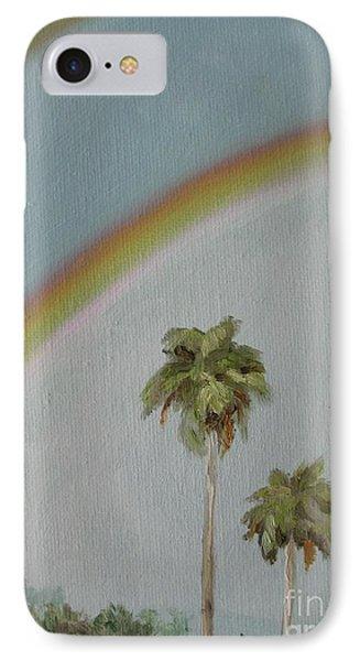 Rainbow Phone Case by Jindra Noewi