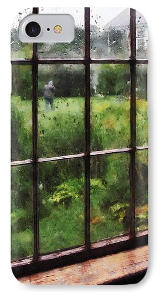 Rainy Day Phone Case by Susan Savad